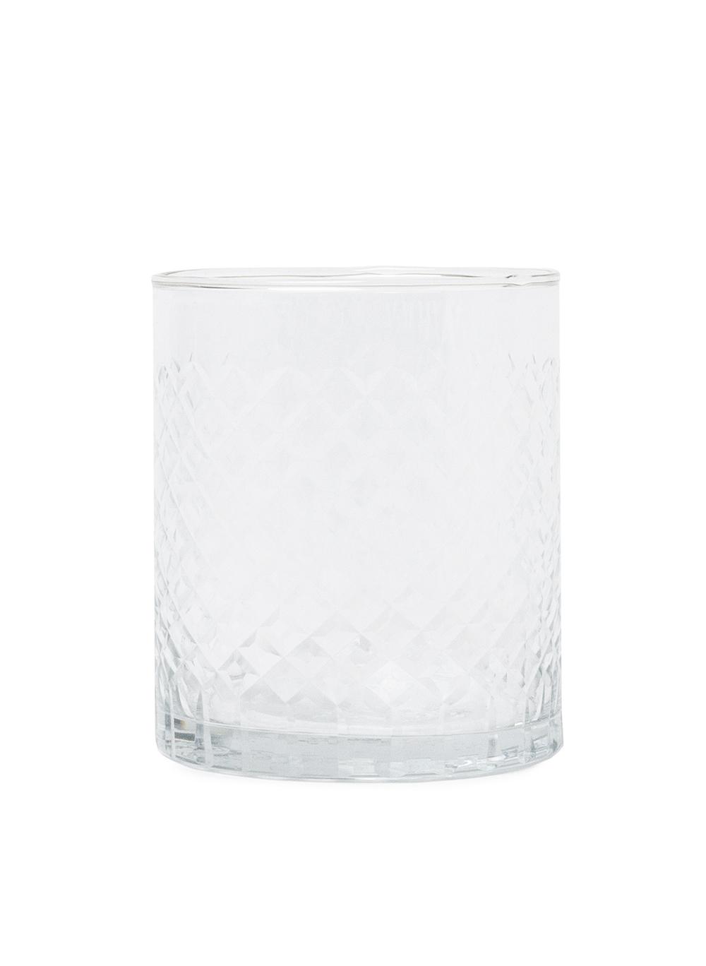 Copo Le Lis Blanc Casa Chic Transparente (Transparente, Un)