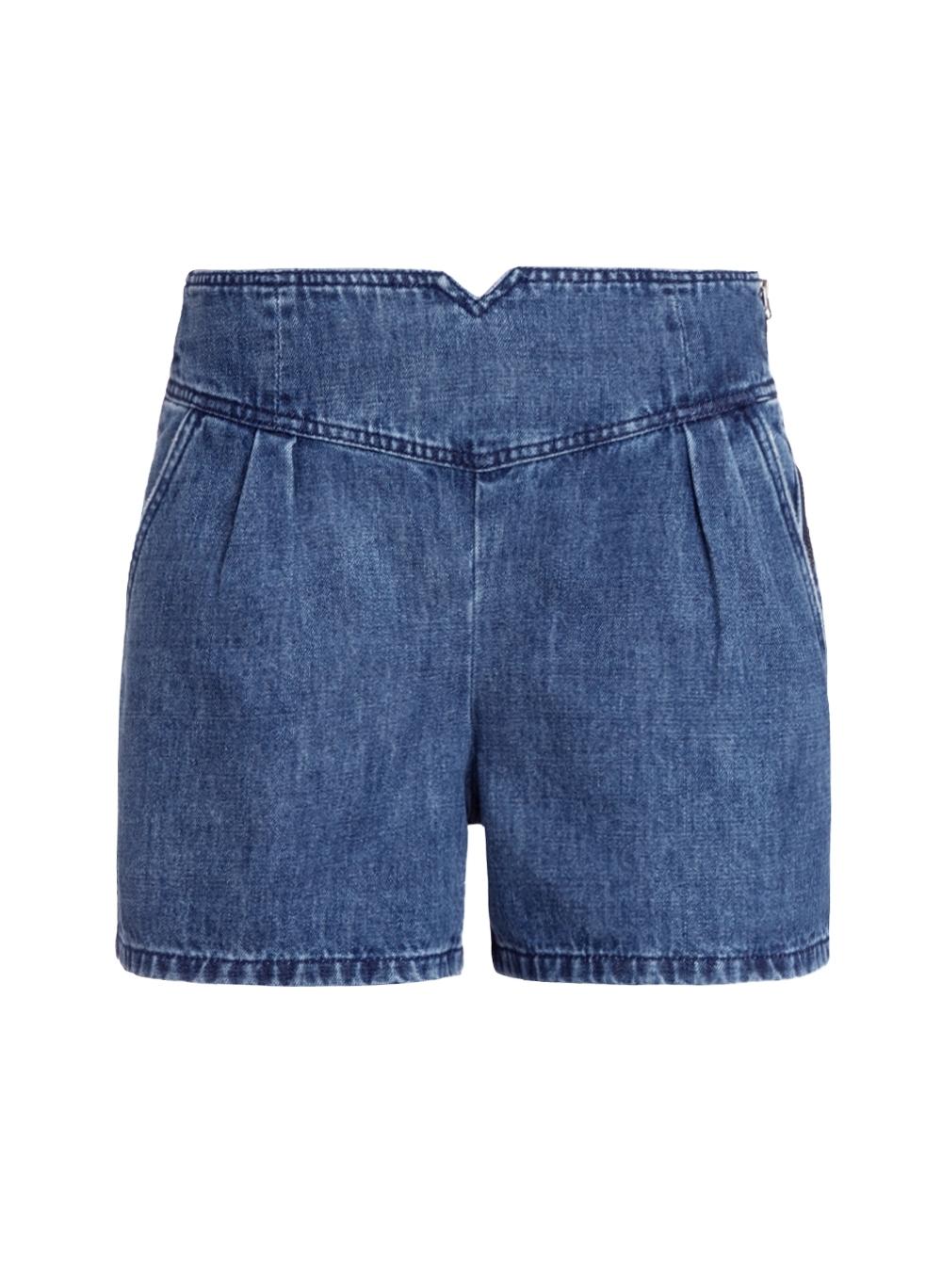 Shorts Le Lis Blanc Carrot Florida Feminino (Jeans Medio, 42)