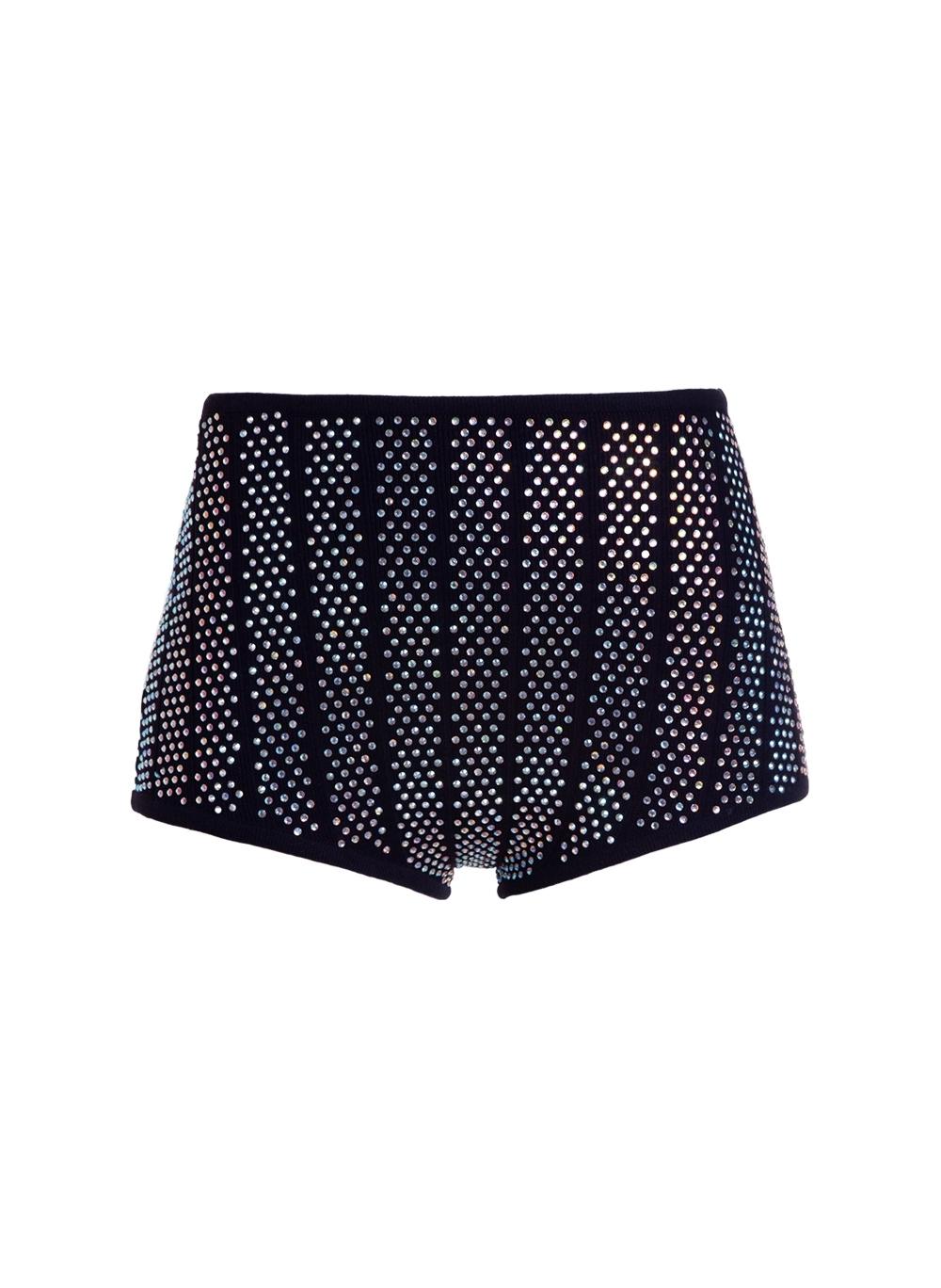 Hot Pants Bo.bô Daniela Feminino (Preto, Pp)