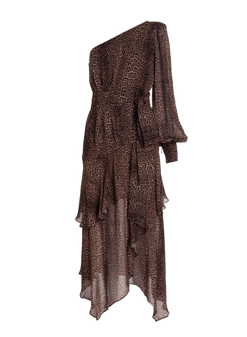 Vestido Bo.bô Malu Feminino (Estampado, 38)